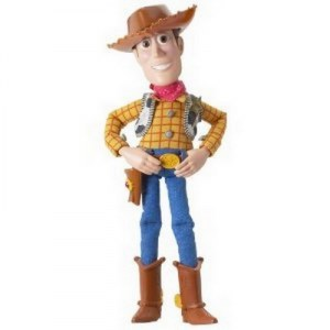Toy Story 3 - Grand Woody Parlant français T0562