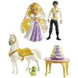 Disney princesses - Coffret mariage mini raiponce (nouveauté 2012)