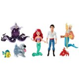 Disney princesses - Coffret Arielle figurines Y0943