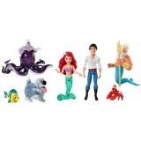 Disney princesses - Coffret Arielle figurines Y0943