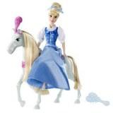 Disney princesses - Cendrillon et son cheval (nouveauté 2012)