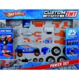 Hot Wheels - Coffret 3 en 1 Custom - Motors Full Force 2 V1786