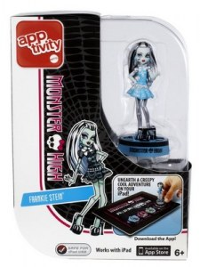 Monster High Apptivity figurine Frankie Stein Y0428