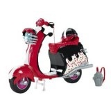Monster High scooter poupée Ghoulia Yelps X3659 (-35%)