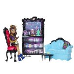 Monster High caféteria Clawdeen Wolf café X3721 (-18%)