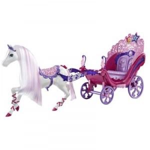 Barbie Calèche Musicale X4317
