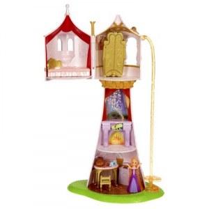 Disney Princesses mini tour magique raiponce T7560