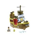 Jake et les pirates - Bucky le bateau musical de Jake X8483