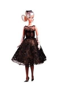 Barbie de collection - Barbie atelier 2 X8253