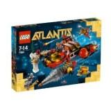 Lego Atlantis - Le Torpilleur des Profondeurs