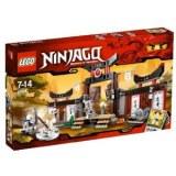 Lego Ninjago -Le Temple D'entraînement