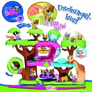Littlest Pet Shop - L'Arbre des Petshop