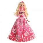 Barbie Tori Princesse pop star 2 en 1 X8741