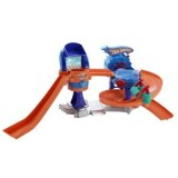 Hot Wheels - Color Shifters - Station de Lavage Lance-Bulles