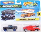 Hot Wheels - Color Shifters - 2 véhicules