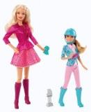 Barbie et ses soeurs - Barbie et stacie au centre équestre Y7556