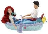 Disney princesses - Arielle et Eric Le tour de bateau Y0942
