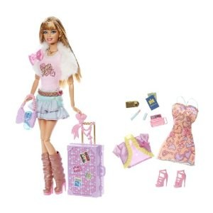Barbie Fashionistas Jet Set Sweetie