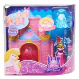 Disney Princesses Château royal magiclip la belle au bois dormant W5615