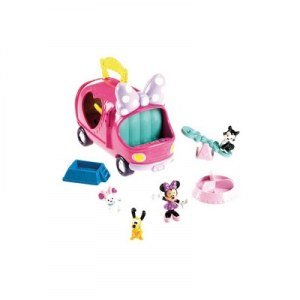 Fisher Price Minnie Bus de tournée des ani-bow X2756