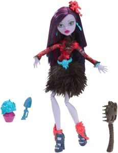 Monster High Fleurs obscures Jane Boolittle