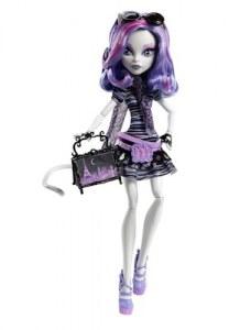 Monster High poupée Scaris Catrine DeMew en vacances