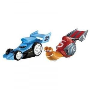 Turbo Coffret 2 mini véhicules escargot BBP08