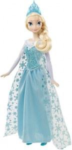 Disney princesse la reine des neiges - Elsa chanteuse des neiges