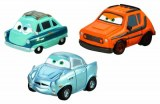 Cars micro drifter Pack de 3 véhicules W7164
