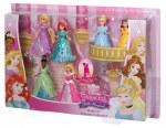 Disney princesses - Coffret 6 personnages Magiclip