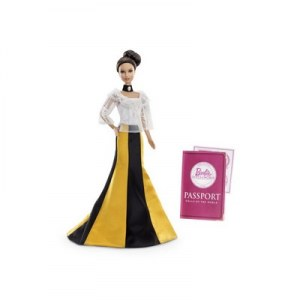 Barbie du monde Philippines X8423