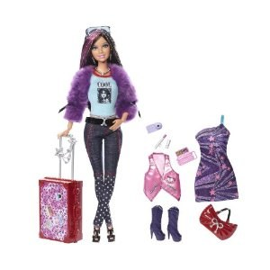 Barbie Fashionistas Jet Set Sassy