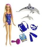 Barbie Coffret plongée magique M4752