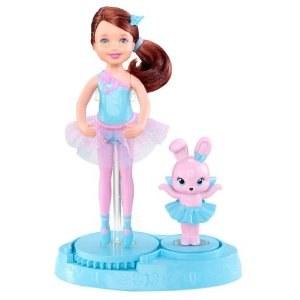 Barbie mini poup e r ve de danseuse toile x8819 nouveaut 2013 - Barbi danseuse etoile ...