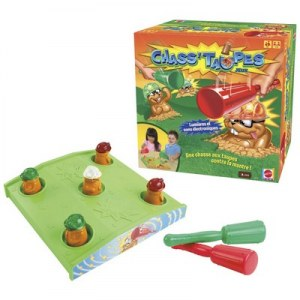 Jeu chass'taupes R0561