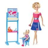 Barbie I can be - Barbie maîtresse d'école Y4119