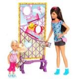 Barbie et ses soeurs - Skipper et Chelsea au Parc d'attraction X9069