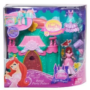 disney princesses ch teau royal magiclip ariel la petite sir ne w5612. Black Bedroom Furniture Sets. Home Design Ideas
