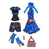 Monster High Coffret habillage tenue uniforme Robecca Steam Y0407 (nouveauté 2013)