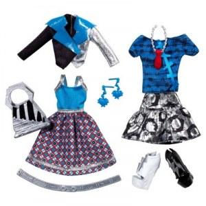 Monster High Coffret habillage tenue uniforme Frankie stein Y0406