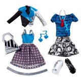 Monster High Coffret habillage tenue uniforme Frankie stein Y0406