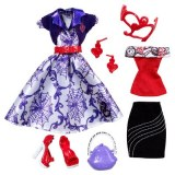 Monster High Coffret habillage tenue uniforme Operetta Y0405 (nouveauté 2013)