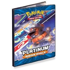 Album portfolio pokemon 90 cartes A4 Platinum