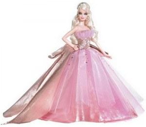 Barbie collector - Barbie Rêve de Noel 2009