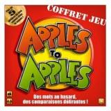 Mattel - Jeu de société - Apples To Apples