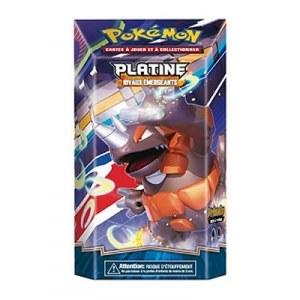 Pokémon Deck platine rivaux émergeants thème