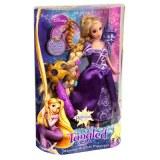 Disney Princesses poupée raiponce boucle et style W1503