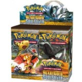 Pokémon 1 Booster de 10 cartes Heartgold Soulsilver