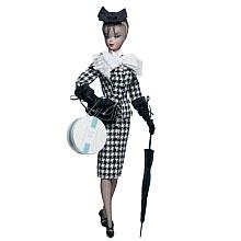 Barbie Collection tailleur pied de poule atelier W3424
