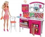 Barbie - Mobilier Barbie et ses soeurs - Cuisine T8014